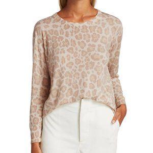 Splendid | Flynn Leopard Printed Sweater~S